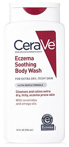 CeraVe Eczema Soothing Body Wash, 10 fl oz, SEALED, FREE SHI