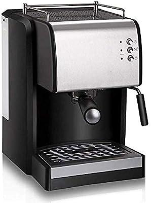WOLJW Cafetera Espresso Semi-automática de café Machine15 Bar de ...