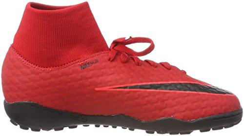 917775-616 Nike Jr. HypervenomX Phelon III DF (TF) Fussballschuh Kinder [GR 33 US 1,5Y]