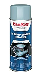 PlastiKote 227 Pontiac Blue Engine Enamel, 12 oz.