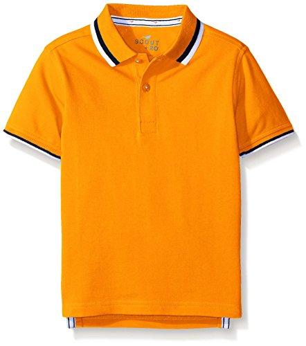 scout-ro-boys-short-sleeve-pique-polo-shirt-aphid-orange-12