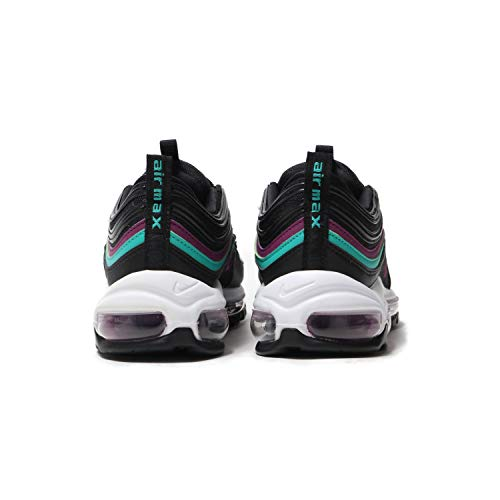Women's Max Femme Clear Air Black Black de Grape Bright 97 Shoe 008 Multicolore Emerald Gymnastique Nike Chaussures CFdwqdE