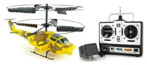 Cobra-1 2CH Electric RTF Remote Control RC Helicopter (Color May Vary)