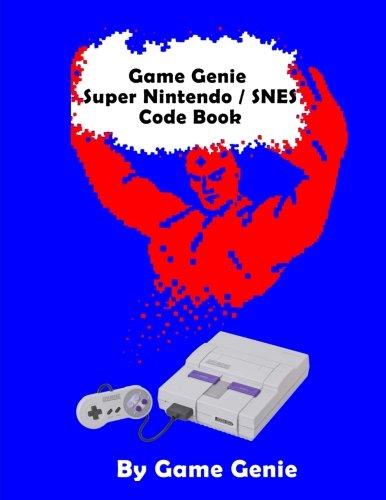 Game Genie Super Nintendo / SNES Code Book: Amazon.es: Game ...