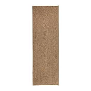 Ikea Osted - Tappeto, tessuto, naturale - 80 x 240 cm: Amazon.it ...