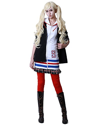 Miccostumes Women's Ann Takamaki Cosplay Costume (Women s) Black