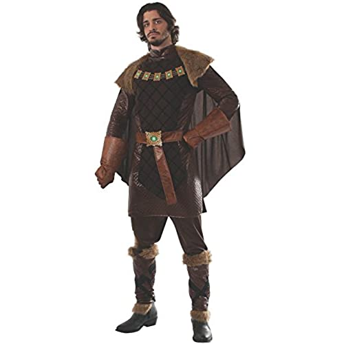 Mens renaissance costume amazon rubies costume mens deluxe dark prince multicolor standard solutioingenieria Gallery