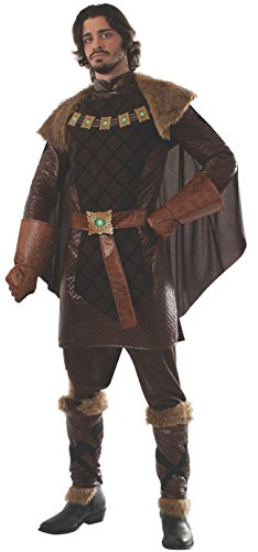 [Rubie's Costume Men's Deluxe Dark Prince, Multicolor, Standard] (Toddler King Costumes)