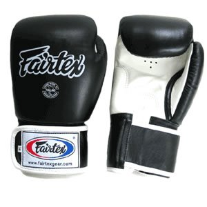 Fairtex Thai Style Training Gloves