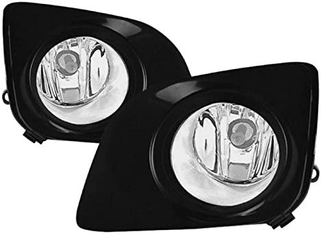 Fits 06-08 Ford F-150 Left+Right Pair Fog Light Lamp OE Replacement DOT Clear