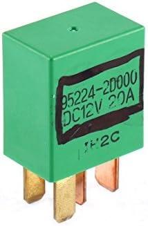 Relais de puissance Corne 4 Bornes vertes 95224-2D000
