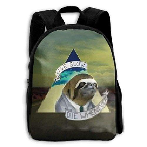 Kids Backpack Magical Dolphin Outdoor Boys School Bag Multipurpose Daypacks Backpacks by Lovexue