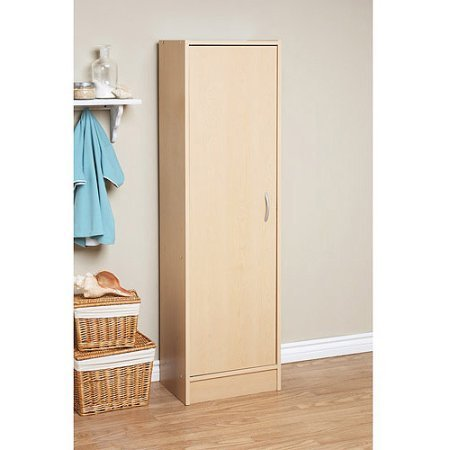 Orion Mylex Single Door Pantry, 42071, Maple