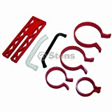 Stens 751-045 Plastic Ring Compressor Kit, Compresses Piston Rings from a Range of 40 mm to 60 mm Diameter