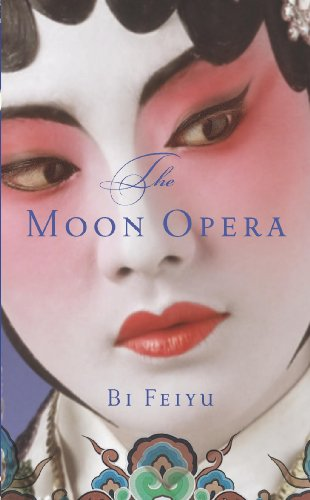 book cover of The Moon Opera