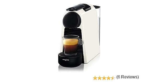 Nespresso Magimix Essenza Mini M115 - Koffiecupmachine - Pure White: Amazon.es: Hogar