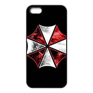 Red and white umbrella Cell Phone Case for iPhone 5S