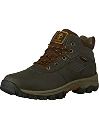Timberland MT Maddsen Hiking Boot, Dark Brown, 5 M US