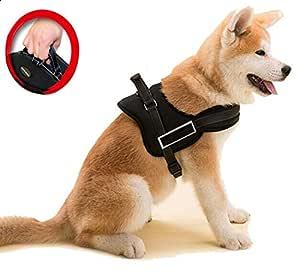 Chaleco acolchado para perro Beliefing, sin tirones ni tirones ...