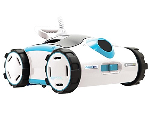 Aquabot Breeze SE Hyper-Speed Scrubbing Above and In-Ground Robotic Pool Cleaner by Aquabot