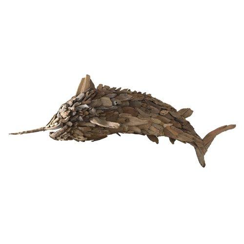 Gilded Barn Driftwood Marlin by Gilded Barn