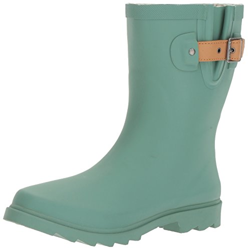 Sage Chooka Top Boot Rain Solid Women's Mid n6YqWzT6B1