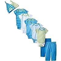 Gerber Baby Boys' 9 Piece Playwear Bundle