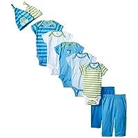 Gerber Baby Unisex' 19 Piece Baby Essentials Gift Set, Bear, 0-3 Months