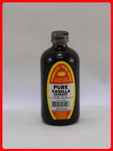 VANILLA EXTRACT PACKED IN LARGE JARS, spices, herbs, seasonings