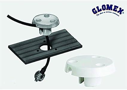 Spartechnik Deckdurchführung Von Glomex Ra 140 Ideale Elektronik
