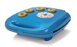 Tasty Treats FPSBTTDDM625 Dozen Donut Maker, Blue