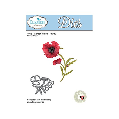 Garden Notes - Poppy (1018)