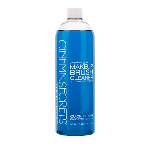 - Cinema Secrets Professional Makeup Brush Cleaner (32 oz)