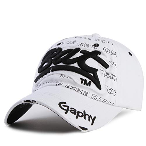 (FLAMINGO_STORE Wholesale Snapback Hats Baseball Cap Hats Hip hop Fitted Hats for Men Women Gorras Curved Brim Hats Damage Cap undefined)