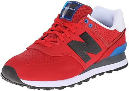 New Balance Men's ML574 Acrylic Pack Classic Sneaker