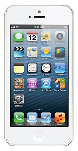 Apple iPhone 5, GSM Unlocked, 16GB - Black - Iphone New 3g Verizon