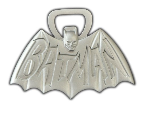Batman 1966 TV Retro Logo Bottle Opener