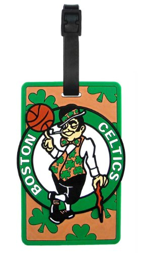 Boston Celtics - NBA Soft Luggage Bag (Soft Side Boston Bag)