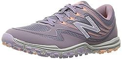 New Balance Women's Nbgw1006 Golf Shoe, Purple, 11 B Us