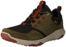 Teva Lifestyle Hiker Hiking Shoe, DARK OLIVE,11.5 M US