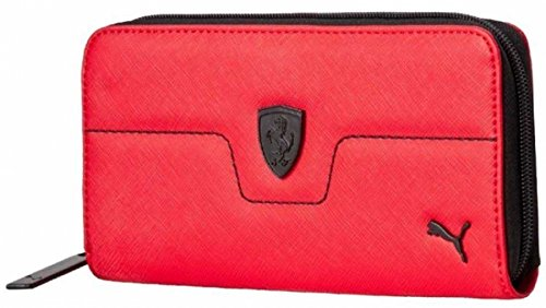 Puma Ferrari LS Ladies Red Wallet