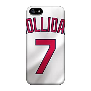 Hot Fashion Tdc27793NGTy Design Case For Sam Sung Galaxy S5 Cover Protective Cases (st. Louis Cardinals) Black Friday