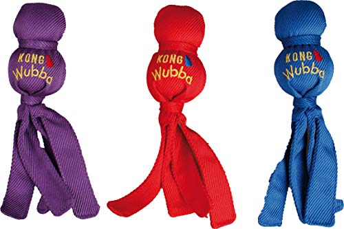 - KONG Wubba Dog Toy, Extra Large, Colors Vary