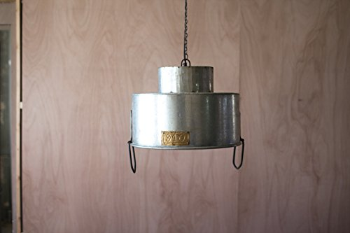 Stainless Steel Dome Pendant Light in Florida - 7