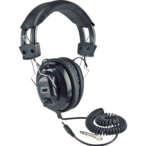 STEREO LEATHERETTE HEADPHONES Electronics & computer accessories