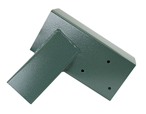 (Squirrel Products A-Frame Swing Set Bracket - for 2 (4x4) Legs & 1 (4x6) Beam - Includes Installation Hardware)