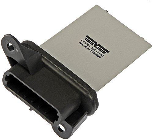 Dorman 973-001 Blower Motor Resistor for Chevrolet/Oldsmobile/Pontiac (Grand Am Blower Motor Resistor)