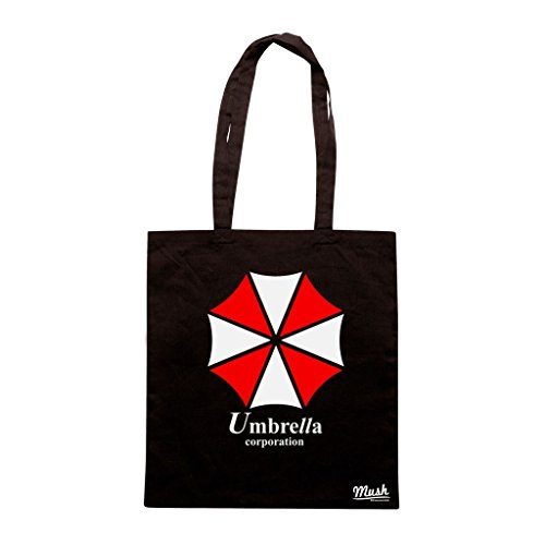 Borsa Umbrella Corporation Resident Evil - Nera - Games by Mush Dress Your Style
