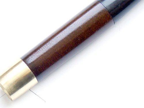 Dr.Watson - 3.9''/10cm Wooden Cigarette Holder choice REGULAR or SLIM - No Filter - Short, Smooth (Regular)