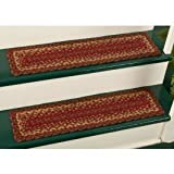 Cinnamon Rectangular Stair Tread